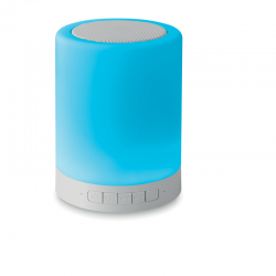 Speaker bluetooth con luce...