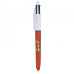 BIC® 4 Colours Fine penna a...
