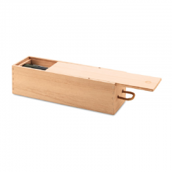 Scatola di legno...