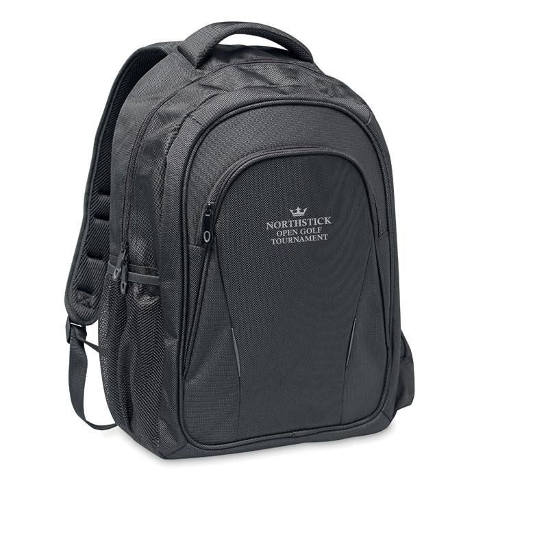 Zaino porta laptop da 15 pollici con schienale imbottito e - Zaino porta pc 12 pollici ...